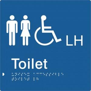 Unisex Accessible Toilet – LH