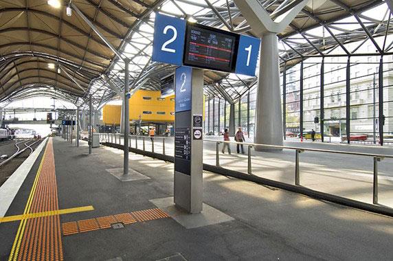 southern cross station - photo #42