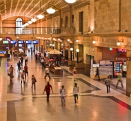 Adelaide Rail Station