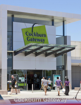 Cockburn Gateway Shopping Centre, WA