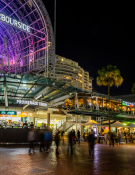 Harbourside Shopping Complex Sydney, NSW