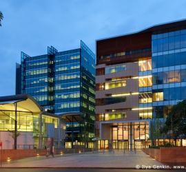 Parramatta Justice Precinct, NSW