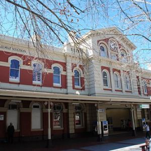 Perth Railway Station