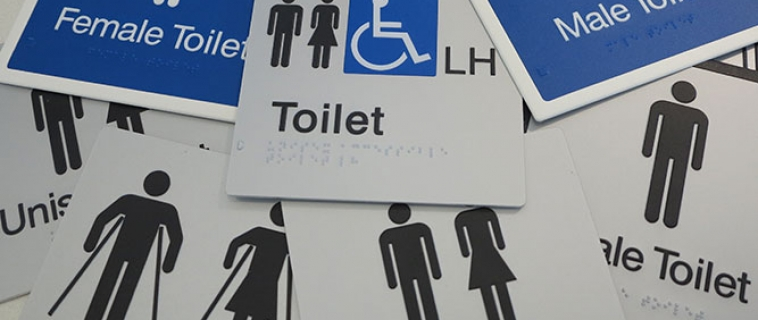 Signs For the Visually Impaired