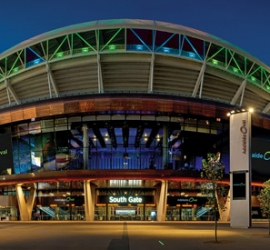 Adelaide Oval Cricket Ground, SA