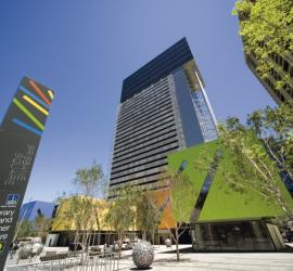 Brisbane Square, Brisbane CBD